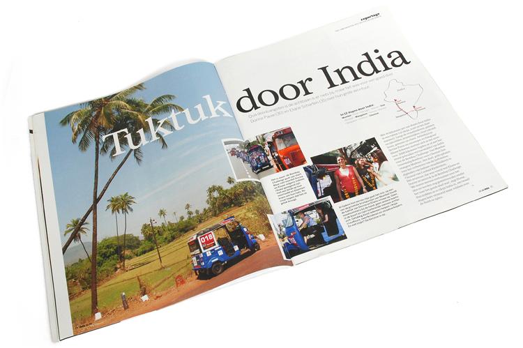 publicatie Esta magazine